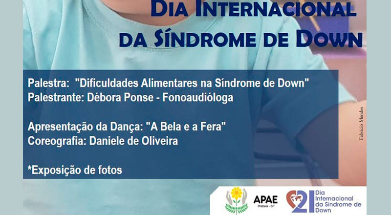 Dia Internacional da Síndrome de Down